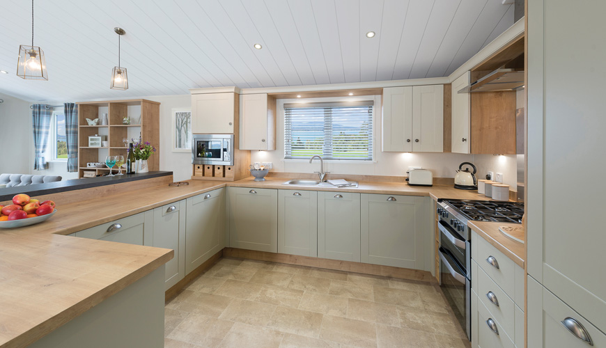2017-Willerby-Portland-Lodge-Kitchen